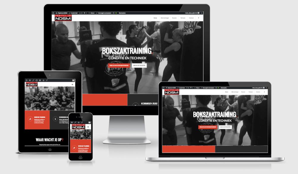 Website gerealiseerd door Webbureau de Overkant